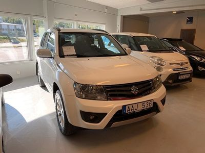 begagnad Suzuki Grand Vitara 5d 2.4 169Hk Exclusive Automat AWD