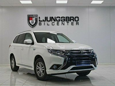 begagnad Mitsubishi Outlander