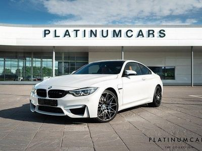 begagnad BMW M4 COUPE COMPETITION 450HK 1600mil