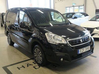 begagnad Peugeot 108 Partner Pro 1.6 BlueHDi L2 - Dragkrok 2016, Transportbil500 kr
