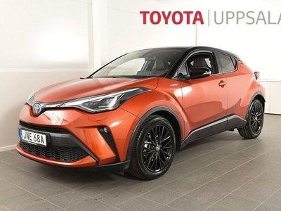 begagnad Toyota C-HR 2,0 Elhybrid Launch Edition Bi-To