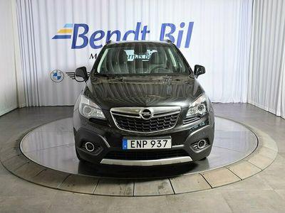 begagnad Opel Mokka 1.4 Turbo 4x4 Manuell 140hk -15
