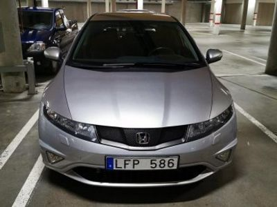 used Honda Civic 1.8 vtec sport aut -11