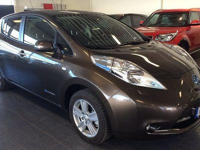 begagnad Nissan Leaf Acenta 30 kW Syncron AC 2016, Halvkombi 358 990 kr