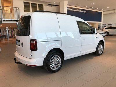 begagnad VW Caddy 2,0Tdi 102hk DSG