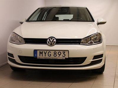 begagnad VW Golf 1,2 TSI 110