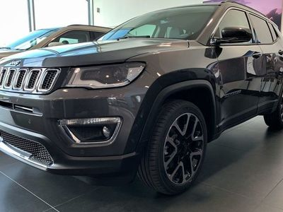 begagnad Jeep Compass LIMITED 4XE PHEV