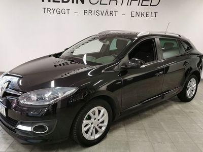 begagnad Renault Mégane GrandTour // Värmare // 1 Ägare