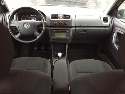 gebraucht Skoda Fabia Elegance Combi 1.6 (105 hk) -08