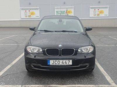 begagnad BMW 118 D 143hk (Svensksåld) -09