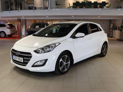 begagnad Hyundai i30 5d 1.6 M6 Go