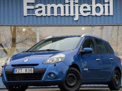 begagnad Renault Clio III 1.2 TCE SportTourer10 2011, Halvkombi 49 700 kr