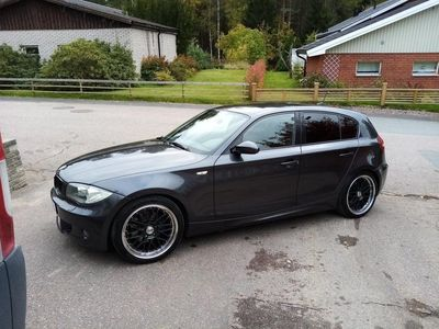 begagnad BMW 120 d m-sport