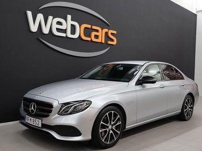 begagnad Mercedes E220 9G-Tronic Dragkrok Euro
