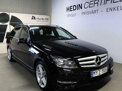 begagnad Mercedes 200 C-T CDI | AMG | BlueEFFICIENCY | 7-G TRONIC PLUS