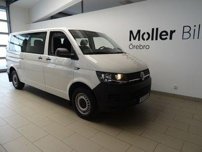 gebraucht VW Transporter KOMBI 150HK TDI 340 9-sits