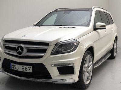 usata Mercedes GL350 GL-KlassCDI BlueTEC 4MATIC (258hk)