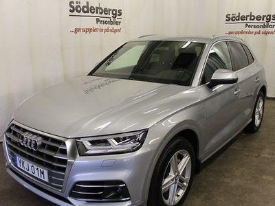 begagnad Audi Q5 45 TDI quattro TDI q 2019, SUV 482 800 kr