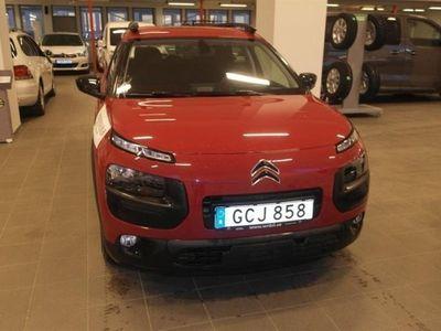 begagnad Citroën C4 Cactus Pure Tech 82 Aut Feel Happy Edition