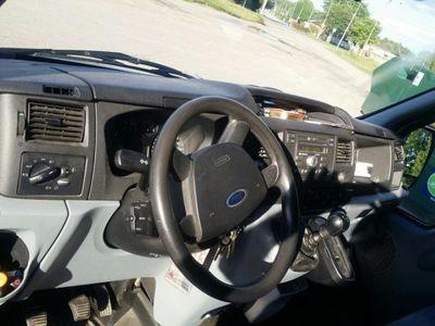 begagnad Ford Transit skåp 350L 2,4 TDCI 140hk -07