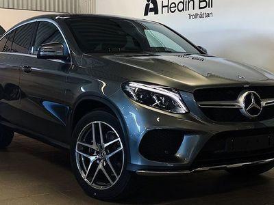 begagnad Mercedes GLE350 d COUPÉ | 4MATIC | 9-G TRONIC | AMG STYLING | KAMPANJPRIS |