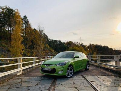 begagnad Hyundai Veloster FS