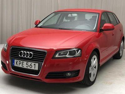 begagnad Audi A3 Sportback 1.6 TDI