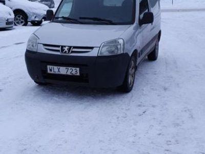 begagnad Peugeot Partner 2.0 reservdelsbil