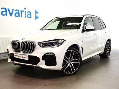begagnad BMW X5 xDrive 30d M Sport Innovation Travel Winter INKL V-HJUL