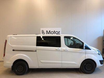 begagnad Ford Custom Transit2,0TDCi 6-sits Drag Moms