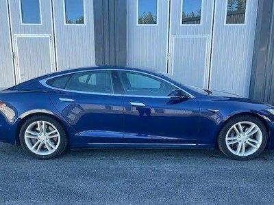 begagnad Tesla Model S 75D 525hk AWD Luftfj Panorama OBS Pris
