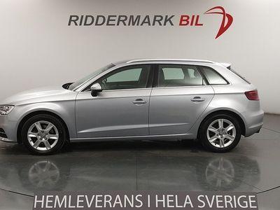 begagnad Audi A3 Sportback 1.4 TFSI/ FULLSERVAD