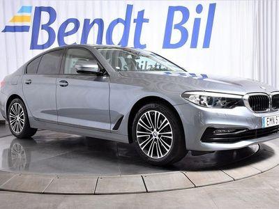 begagnad BMW 520 d xDrive Sedan / 2.95% RÄNTA