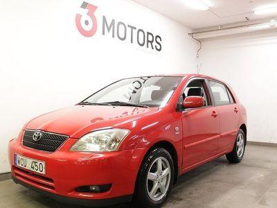 begagnad Toyota Corolla 1.6 5-dörrars VVT-i 1.95% Ränta