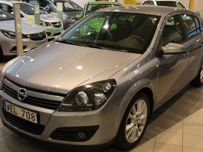 begagnad Opel Astra 2,0 Turbo
