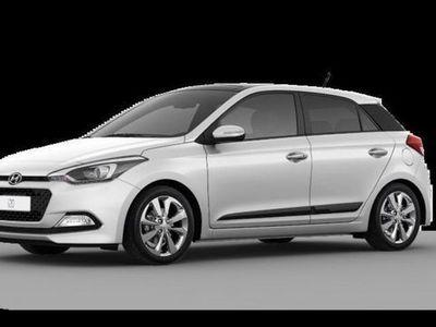 begagnad Hyundai i20 1.2 M5 Holmgrens Move Edition