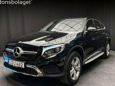 begagnad Mercedes E350 GLC BenzHybrid Coupe 4Matic 2018, SUV Pris 479 000 kr
