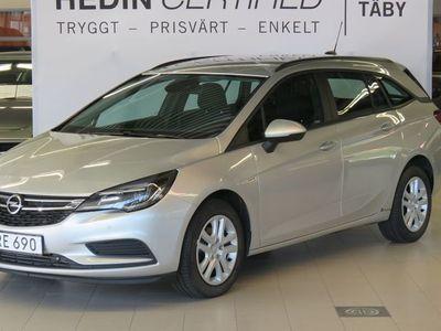 begagnad Opel Astra Sports Tourer 1,4 Turbo 125hk