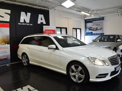 begagnad Mercedes E200 CDI BlueEFFICIENCY 7G-Tronic 136hk