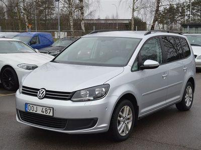 gebraucht VW Touran 1,4-TSI-Ecofuel-150hk-skatt -11