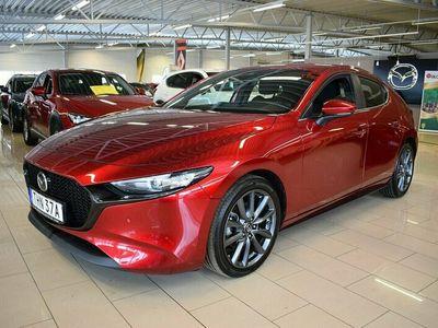 begagnad Mazda 3 2.0 SKYACTIV-G M Hybrid (122hk)