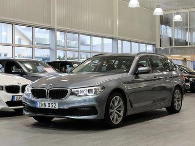 begagnad BMW 520 d Touring Sport line Drag Euro 6 2019, Personbil 369 000 kr