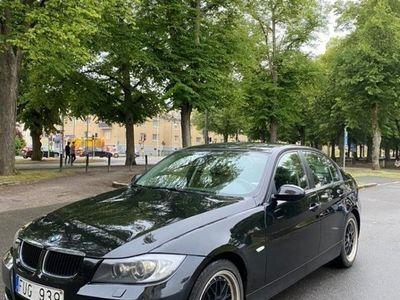 begagnad BMW 320 i bes & skattad