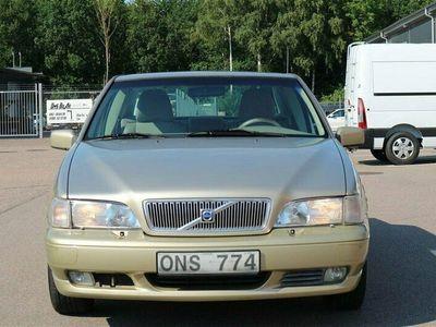 begagnad Volvo S70 2.4 Sedan 2000, Sedan Pris 9 700 kr