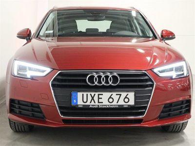 begagnad Audi A4 2.0 TDI 150HK S-tronic *Sthlmspaketet*