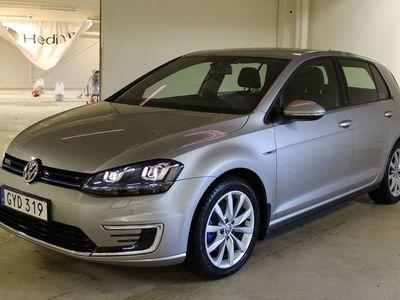 used VW Golf GTE 1.4TSI DSG Plug in-hybrid