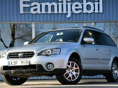 begagnad Subaru Outback 2.5i OBS Defekt Navi Drag Värmare Panorama 2006, Kombi Pris 17 700 kr