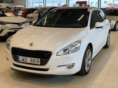 begagnad Peugeot 508 SW 2.2 HDi AUT GT (204hk) DRAG VÄRMARE