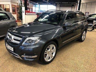 begagnad Mercedes GLK220 4MATIC Business Plus P