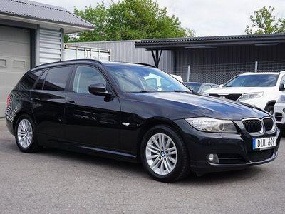 gebraucht BMW 320 d Touring Comfort 184hk